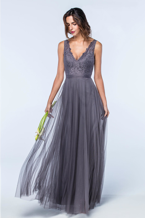 Desiree (2600) gown from the 2017 Watters Bridesmaids collection, as seen on Bride.Canada