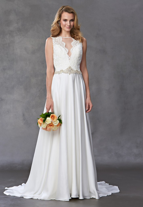 1463 gown from the 2016 Madison Collection collection, as seen on Bride.Canada