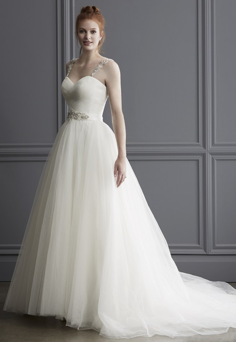 1469 gown from the 2016 Madison Collection collection, as seen on Bride.Canada