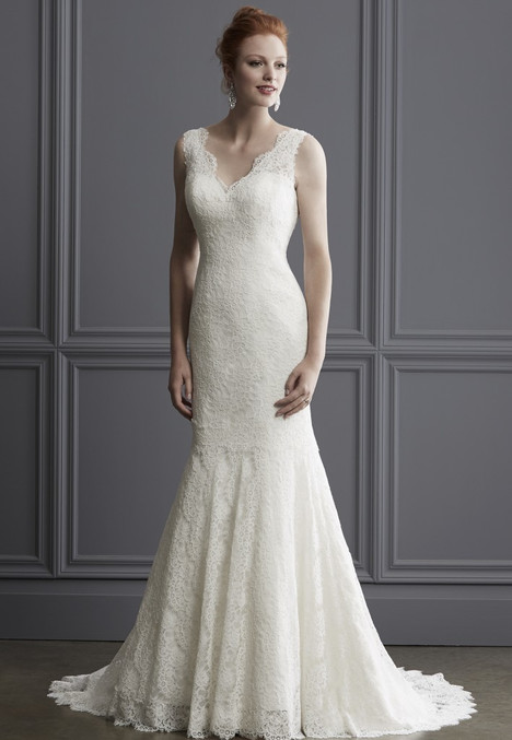 1522 gown from the 2016 Madison Collection collection, as seen on Bride.Canada