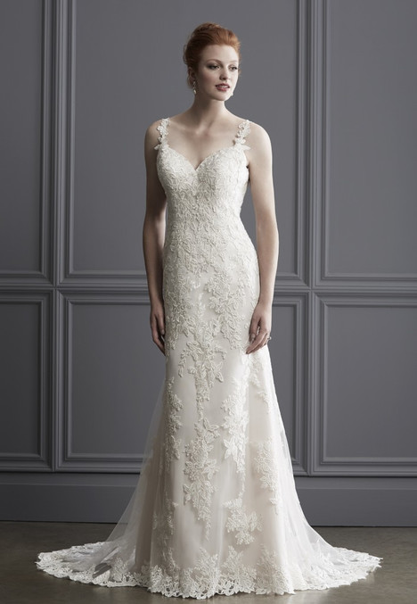 1524 gown from the 2016 Madison Collection collection, as seen on Bride.Canada