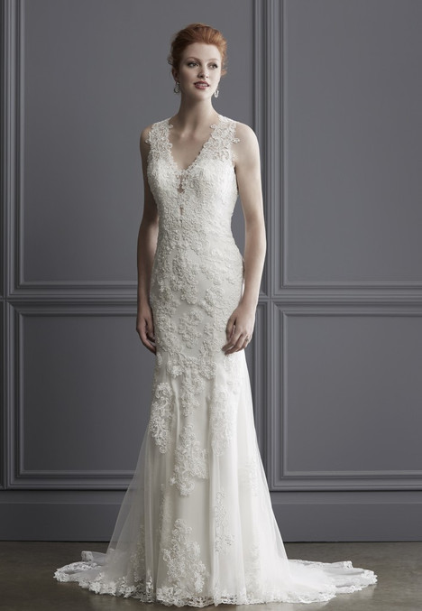 1525 gown from the 2016 Madison Collection collection, as seen on Bride.Canada