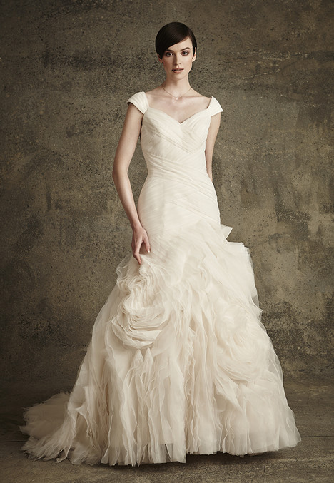 1558 gown from the 2016 Madison Collection collection, as seen on Bride.Canada