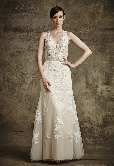1565 gown from the 2016 Madison Collection collection, as seen on Bride.Canada