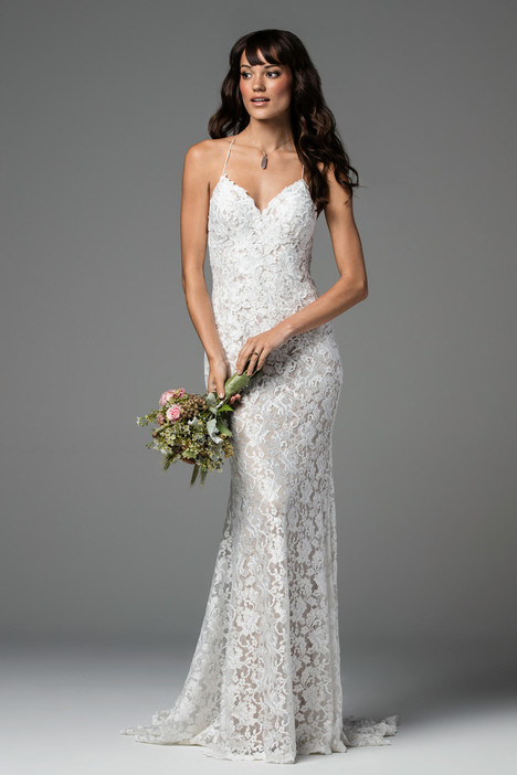 Aundin (58120) gown from the 2017 Watters: Willowby collection, as seen on Bride.Canada
