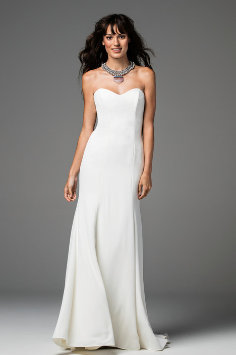 Caspia (58350) gown from the 2017 Watters: Willowby collection, as seen on Bride.Canada