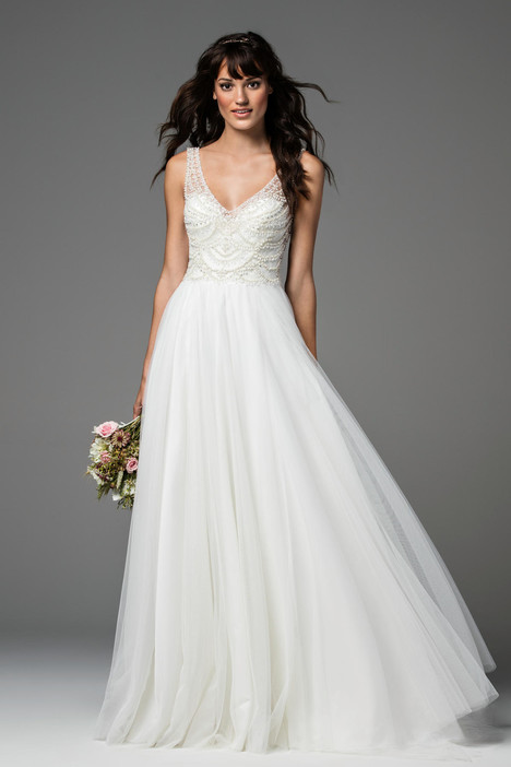 Locket (58605) gown from the 2017 Watters: Willowby collection, as seen on Bride.Canada