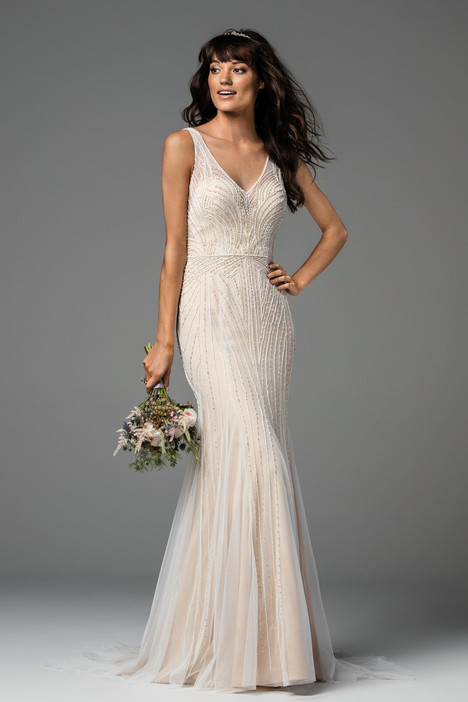 Oceana (58610) gown from the 2017 Watters: Willowby collection, as seen on Bride.Canada