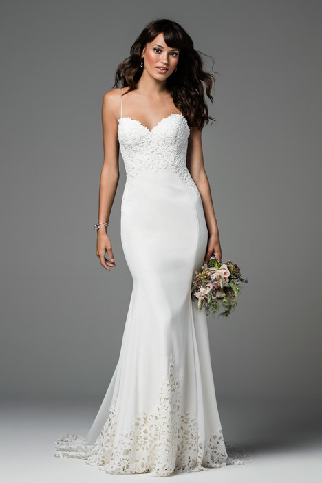 Ridley (58410) gown from the 2017 Watters: Willowby collection, as seen on Bride.Canada
