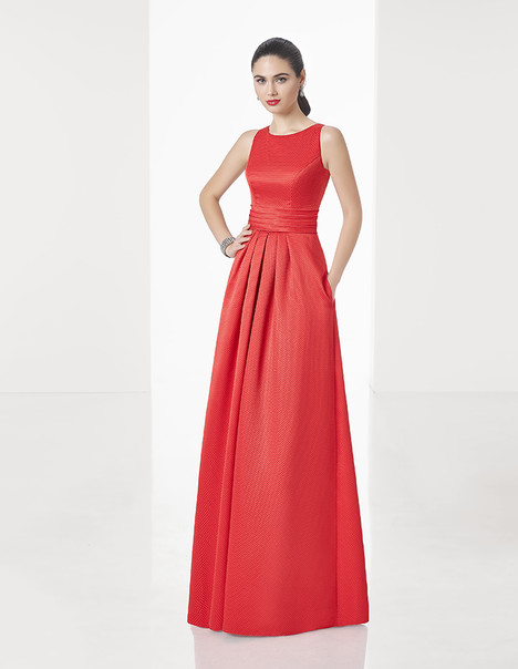1T1C8 gown from the 2017 Rosa Clara: Cocktail collection, as seen on Bride.Canada