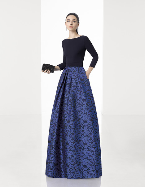 1T1F2 gown from the 2017 Rosa Clara: Cocktail collection, as seen on Bride.Canada