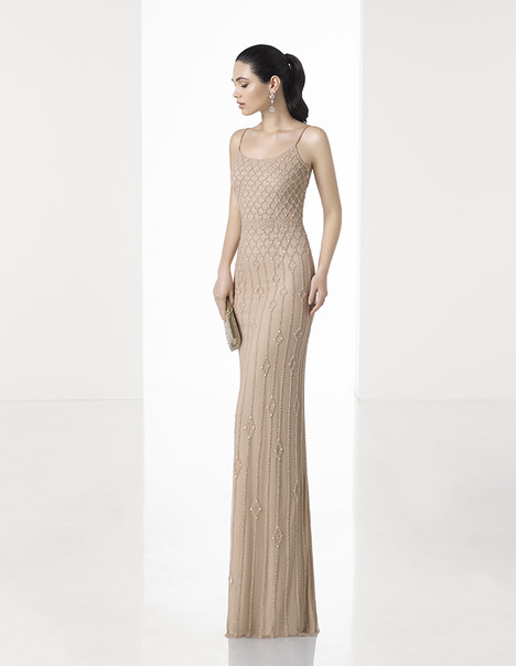 1T217 gown from the 2017 Rosa Clara: Cocktail collection, as seen on Bride.Canada