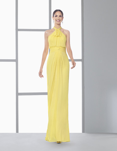 1T254 gown from the 2017 Rosa Clara: Cocktail collection, as seen on Bride.Canada