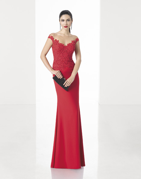 1T267 (2) gown from the 2017 Rosa Clara: Cocktail collection, as seen on Bride.Canada