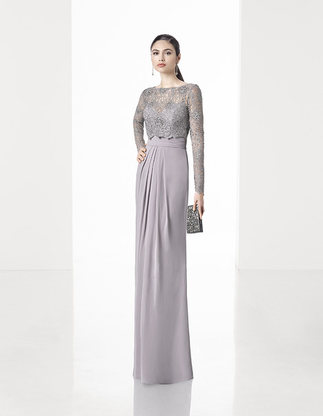 1T291 (+ jacket) gown from the 2017 Rosa Clara: Cocktail collection, as seen on Bride.Canada