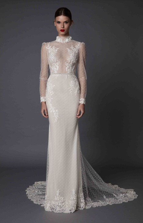 Amadea gown from the 2017 Muse by BERTA collection, as seen on Bride.Canada
