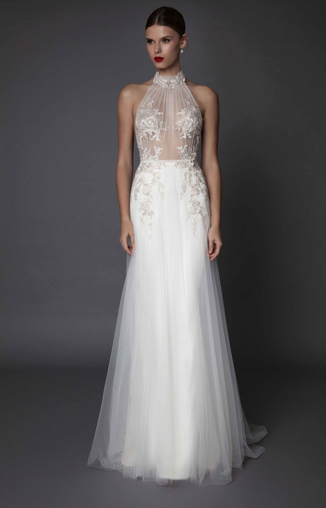 Armanda gown from the 2017 Muse by BERTA collection, as seen on Bride.Canada