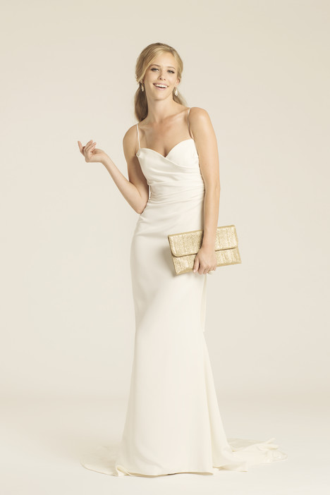 Goldie gown from the 2017 Amy Kuschel collection, as seen on Bride.Canada