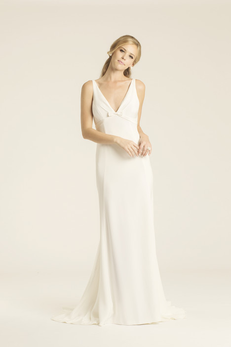 Melrose gown from the 2017 Amy Kuschel collection, as seen on Bride.Canada