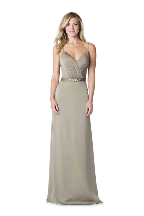 1611 gown from the 2016 Bari Jay Bridesmaids collection, as seen on Bride.Canada