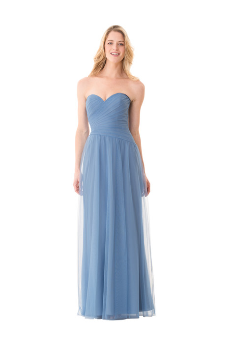 1657 (2) gown from the 2016 Bari Jay Bridesmaids collection, as seen on Bride.Canada