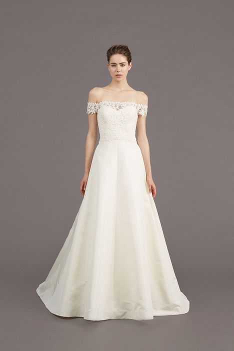 Tilden (A723) gown from the 2017 Amsale collection, as seen on Bride.Canada
