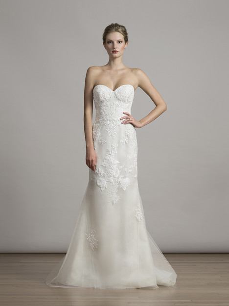 6865 gown from the 2017 Liancarlo collection, as seen on Bride.Canada
