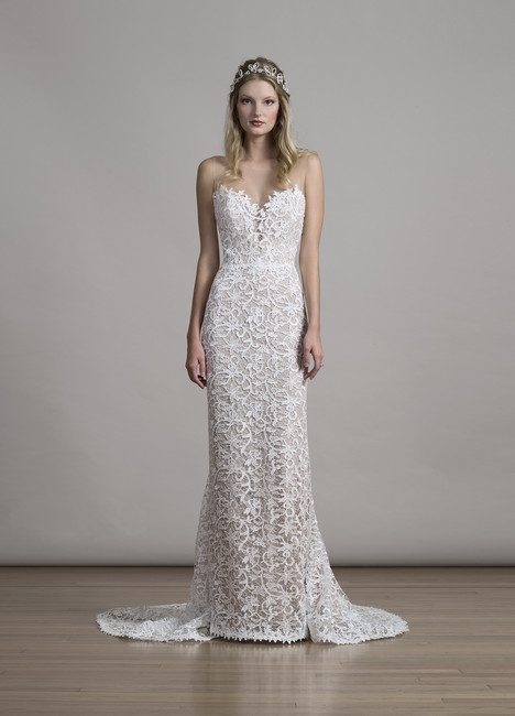6874 gown from the 2017 Liancarlo collection, as seen on Bride.Canada