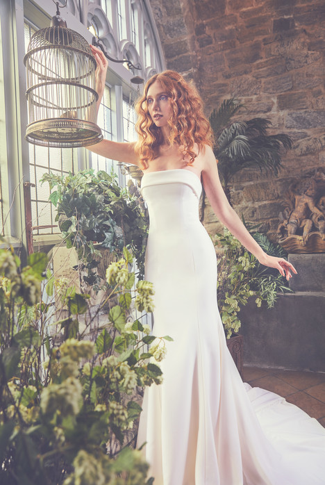 Harper gown from the 2018 Sareh Nouri collection, as seen on Bride.Canada