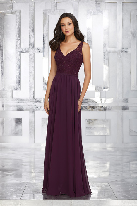 gown from the 2017 Morilee Bridesmaids collection, as seen on Bride.Canada