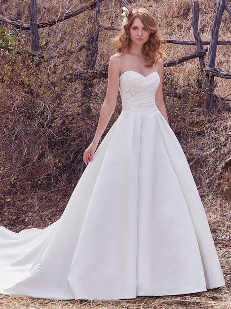 Cressida (7MC913) gown from the 2017 Maggie Sottero collection, as seen on Bride.Canada