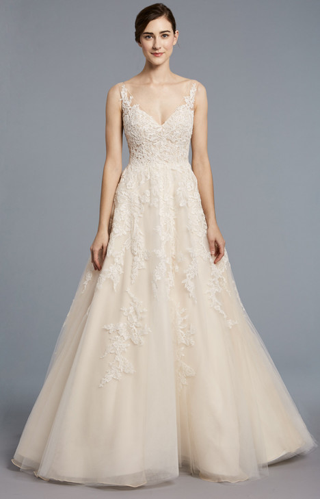Camelot gown from the 2018 Anne Barge collection, as seen on Bride.Canada