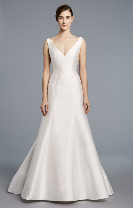 Candice gown from the 2018 Anne Barge collection, as seen on Bride.Canada