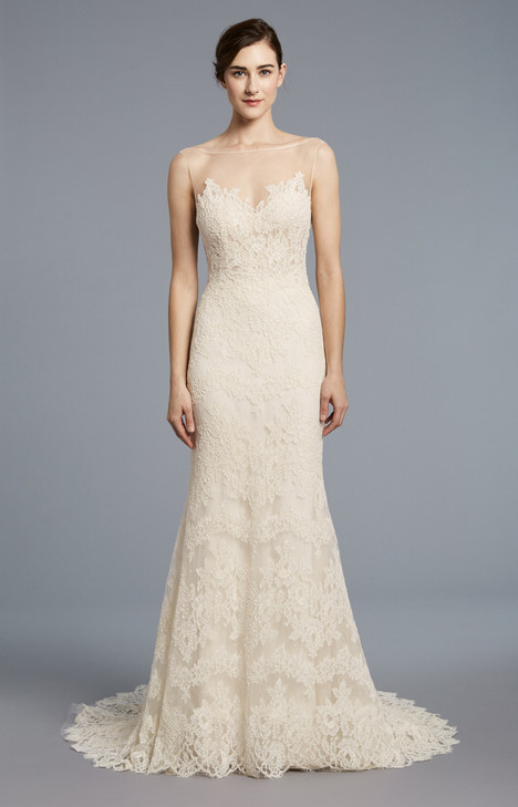 Kennedy gown from the 2018 Anne Barge collection, as seen on Bride.Canada