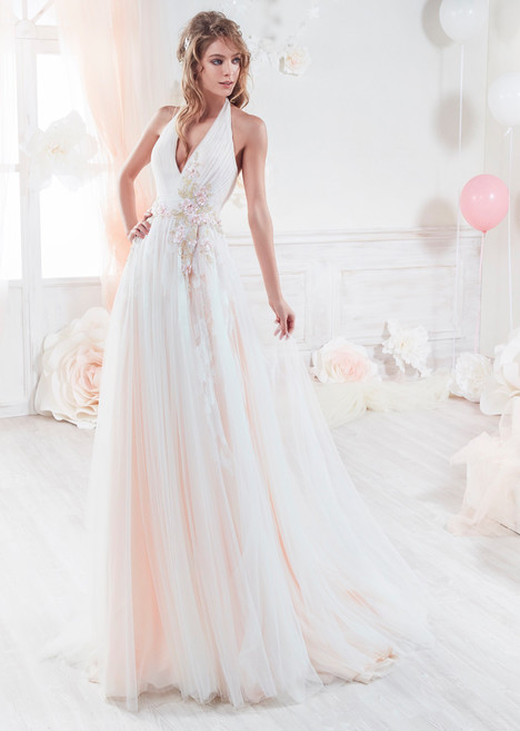 COAB18234 gown from the 2018 Colet collection, as seen on Bride.Canada