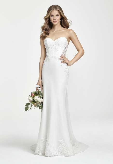 gown from the 2017 Ti Adora by Allison Webb collection, as seen on Bride.Canada
