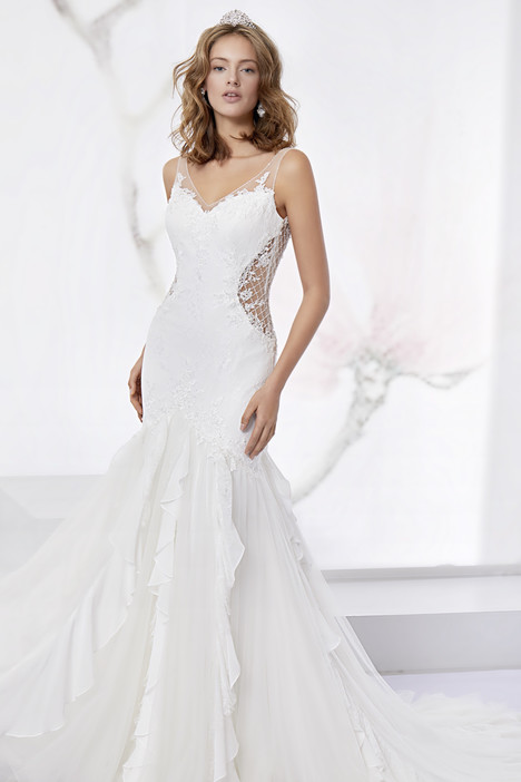 JOAB18531 gown from the 2018 Jolies collection, as seen on Bride.Canada