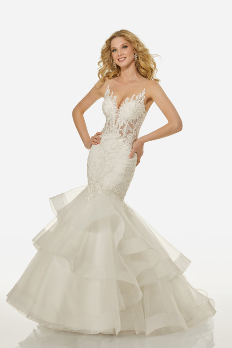 Collins (3414) gown from the 2018 Randy Fenoli Bridal collection, as seen on Bride.Canada