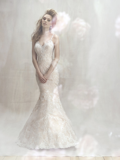gown from the 2017 Allure Couture collection, as seen on Bride.Canada