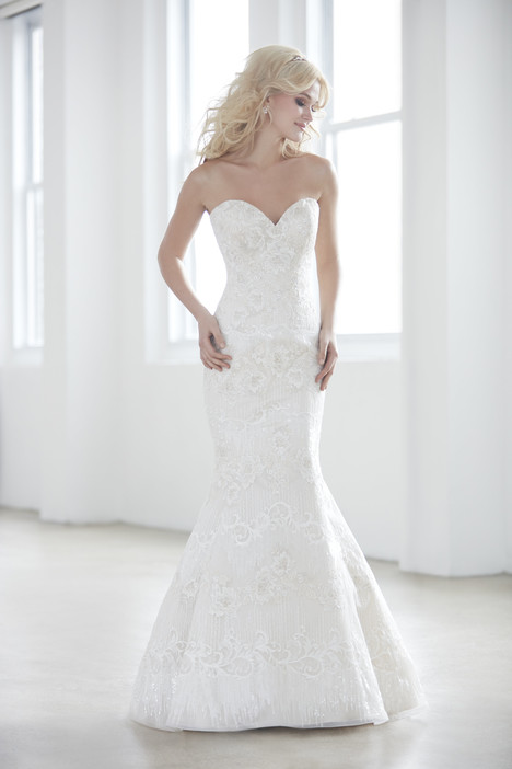 gown from the 2017 Madison James collection, as seen on Bride.Canada