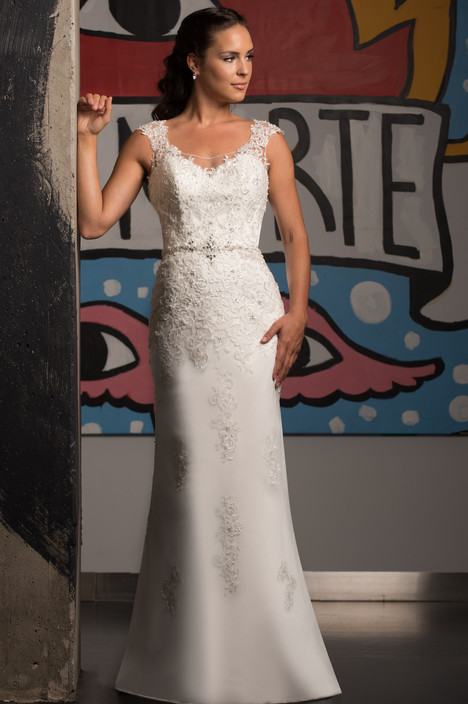 gown from the 2015 Bridalane collection, as seen on Bride.Canada