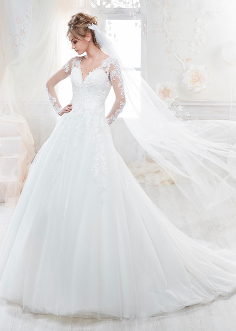 COAB18333 gown from the 2018 Colet collection, as seen on Bride.Canada