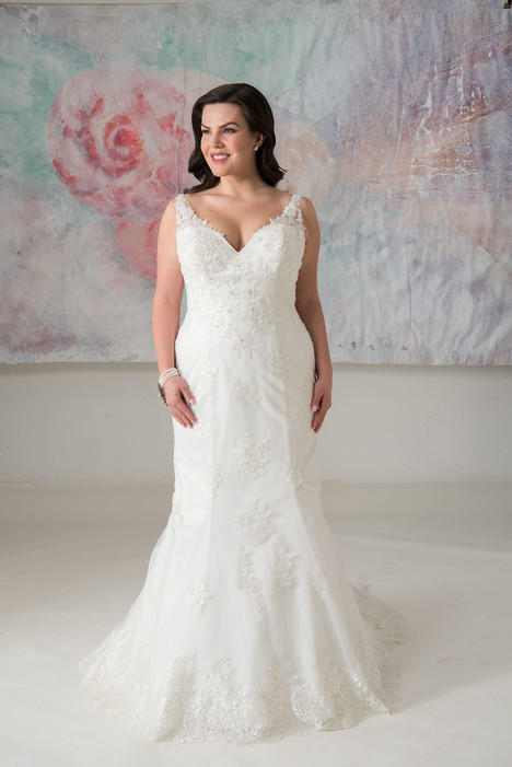Geneva gown from the 2017 Callista collection, as seen on Bride.Canada