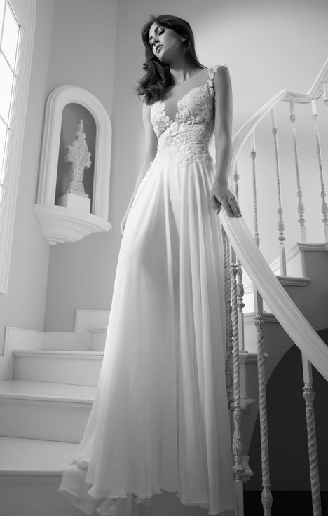 ARAB18601 gown from the 2018 Alessandra Rinaudo collection, as seen on Bride.Canada