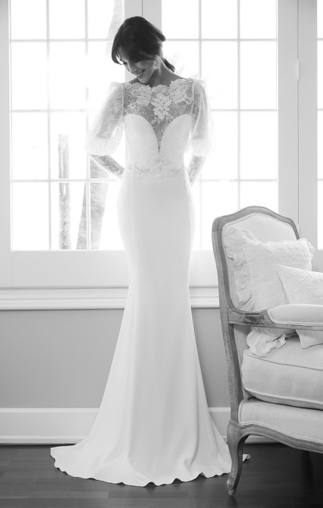 ARAB18639 gown from the 2018 Alessandra Rinaudo collection, as seen on Bride.Canada