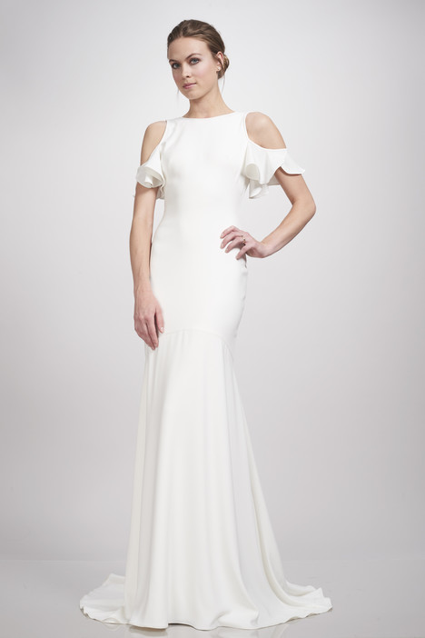 890451 gown from the 2018 Theia White Collection collection, as seen on Bride.Canada
