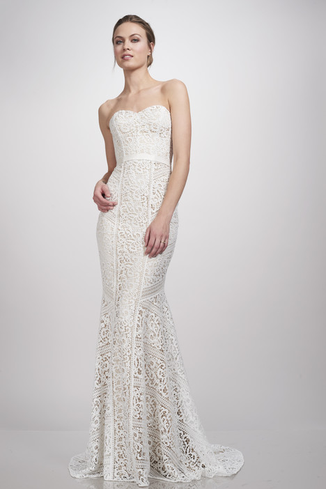 890471 gown from the 2018 Theia White Collection collection, as seen on Bride.Canada
