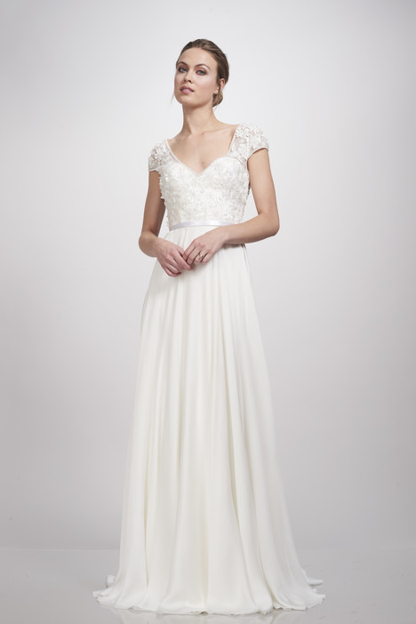 890473 gown from the 2018 Theia White Collection collection, as seen on Bride.Canada
