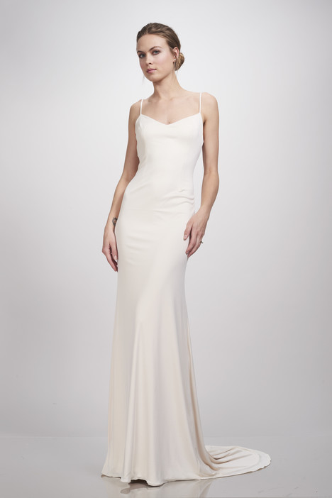 890495 (nude) gown from the 2018 Theia White Collection collection, as seen on Bride.Canada