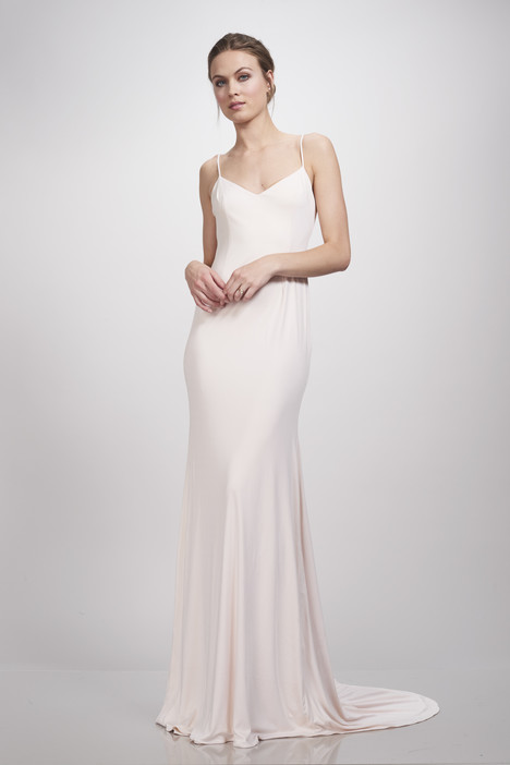890495 (pink) gown from the 2018 Theia White Collection collection, as seen on Bride.Canada